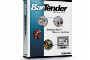 Hướng dẫn sử dụng Phần mền thiết kế và in tem mã vạch Bartender 9.0