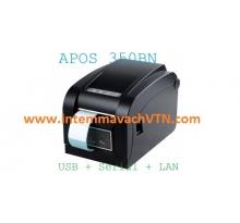Máy in mã vạch APOS-350BN 203dpi