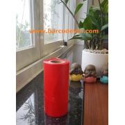 Mực In Mã Vạch Wax/resin Màu Đỏ 110mm x 300m giá rẻ HCM