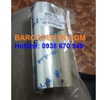 Ribbon in mã vạch wax B220 110×75 ITW