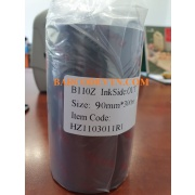 Ribbon mực in mã vạch barcode wax resin B110Z 90×300