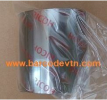 Ribbon mực in mã vạch resin cho đầu in nghiên barcode