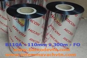 Ưu điểm và nhược điểm Ribbon mực in mã vạch wax resin
