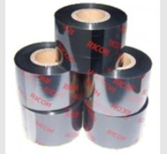 Ruy băng mực in mã vạch ricoh B110A 30×300 wax resin