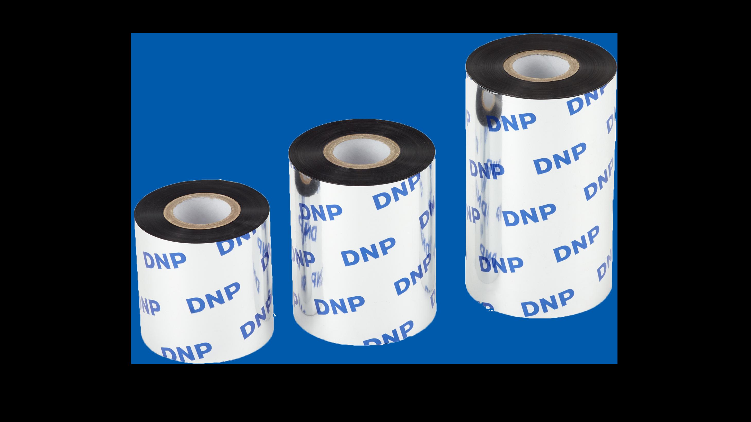 Mực in mã vạch resin R300 110×300 DNP nhật bản