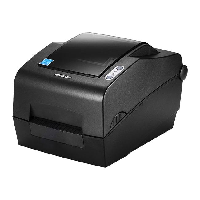 Máy in mã vạch bixolon TX400 dòng để bàn barcode printer
