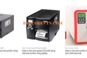 Máy in mã vạch 5 loại tốt nhất hàng đầu trên thị trường hiện nay